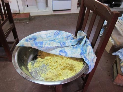 Chipa dough
